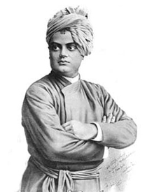 Swami Vivekananda is one of the Ascended Masters
