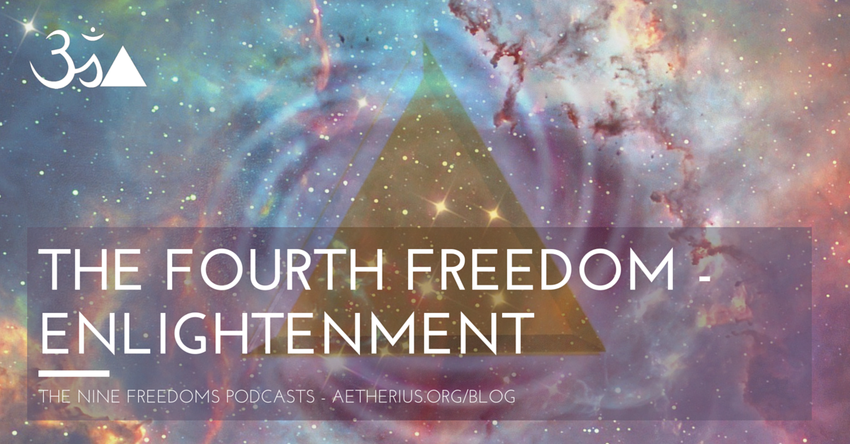 nine freedoms podcasts - fourth freedom