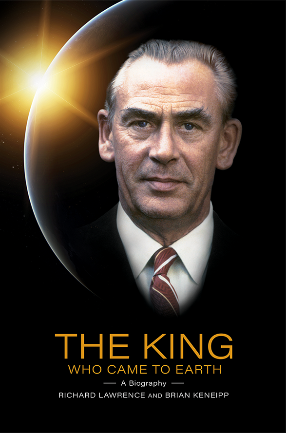 Book cover for The King Who Came To Earth