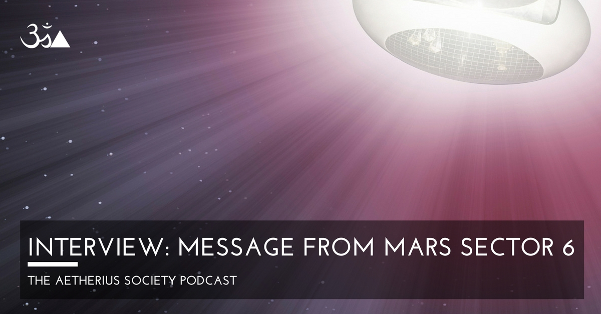 Message from Mars Sector 6