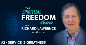 Episode-#2 – The Spiritual Freedom Show