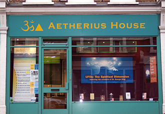 The European Headquarters of The Aetherius Society