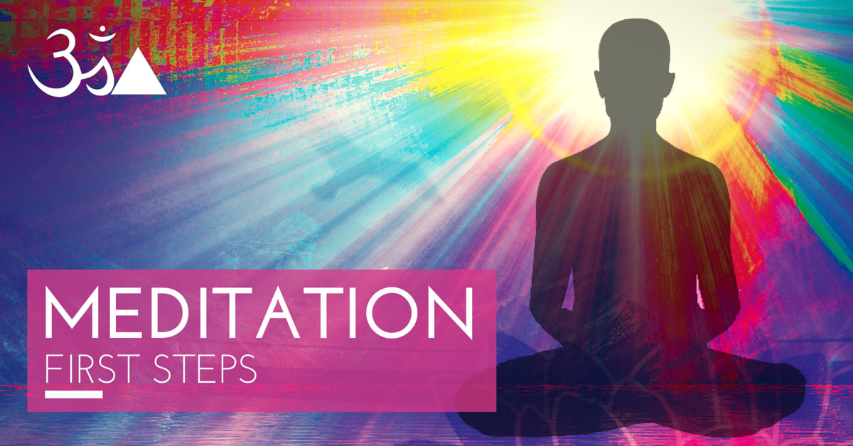 meditation first steps