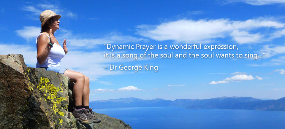 Prayer is a song of the soul