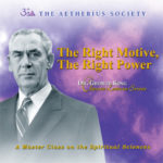 The Right Motive, The Right Power (Download)